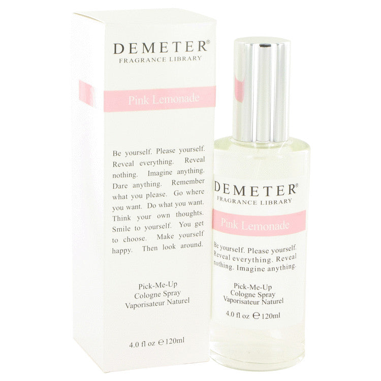 Demeter by Demeter 120ml Pink Lemonade Cologne Spray 4 oz (Women)