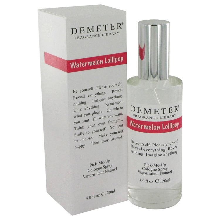 Demeter by Demeter 120ml Watermelon Lollipop Cologne Spray 4 oz (Women)