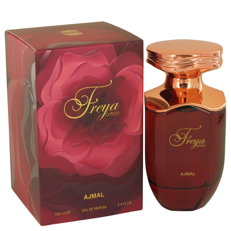 Freya Amor by Ajmal 100ml Eau De Parfum Spray 3.4 oz (Women)