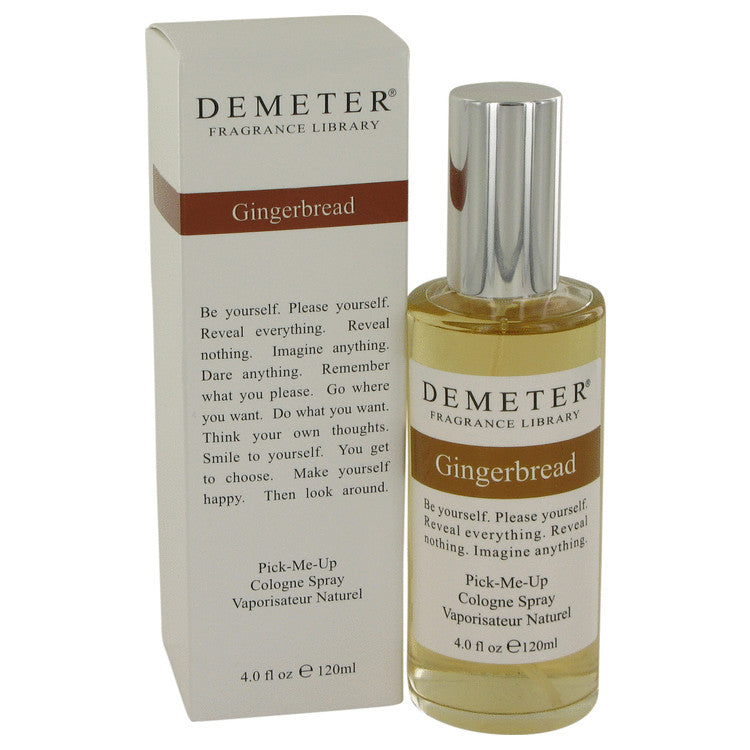 Demeter by Demeter 120ml Gingerbread Cologne Spray 4 oz (Women)