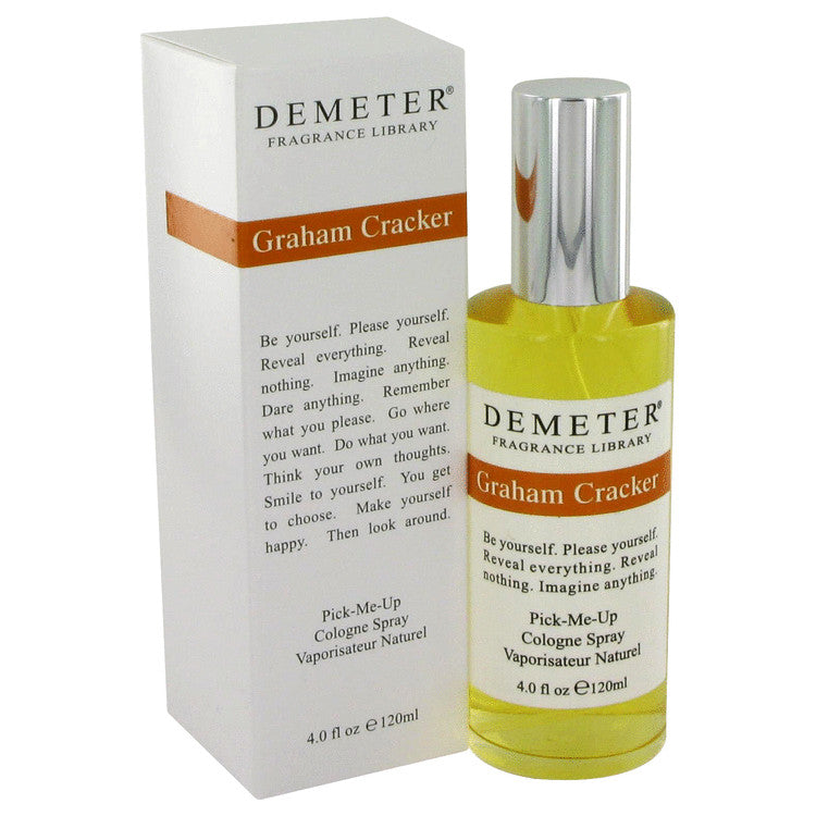 Demeter by Demeter 120ml Graham Cracker Cologne Spray 4 oz (Women)