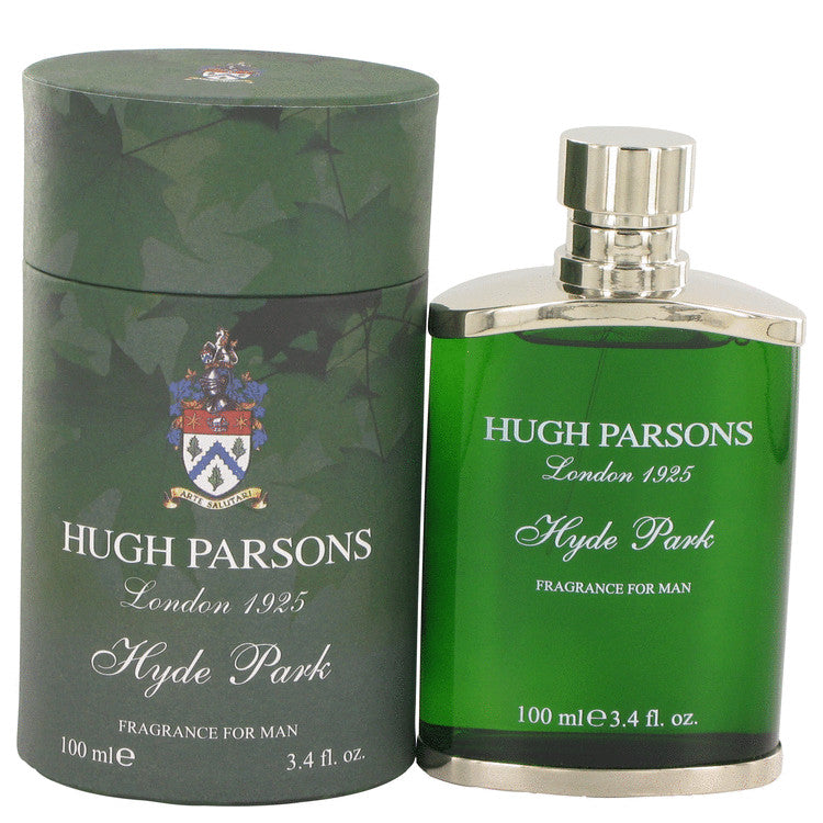 Hugh Parsons Hyde Park by Hugh Parsons 100ml Eau De Parfum Spray 3.4 oz (Men)