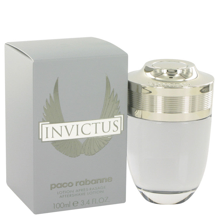 Invictus by Paco Rabanne 100ml After Shave 3.4 oz (Men)
