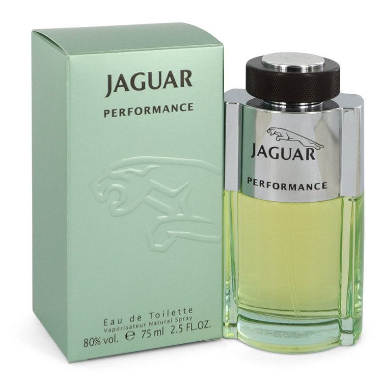 Jaguar Performance by Jaguar 75ml Eau De Toilette Spray 2.5 oz (Men)