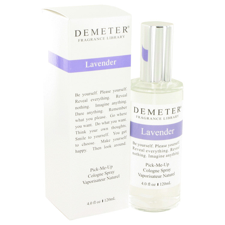 Demeter by Demeter 120ml Lavender Cologne Spray 4 oz (Women)