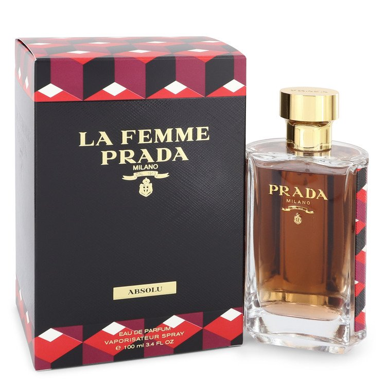 La Femme Prada Absolu by Prada 100ml Eau De Parfum Spray 3.4 oz (Women)