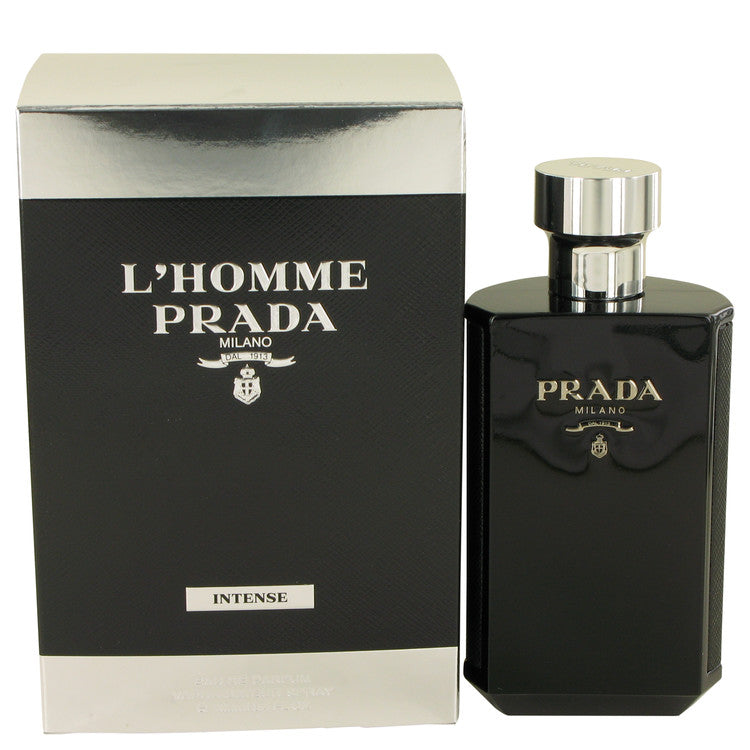 L'homme Intense Prada by Prada 100ml Eau De Parfum Spray 3.4 oz (Men)