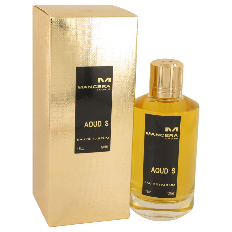 Mancera Aoud S by Mancera 120ml Eau De Parfum Spray 4 oz (Women)