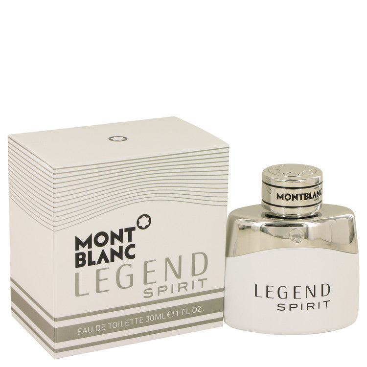 Montblanc Legend Spirit by Mont Blanc 30ml Eau De Toilette Spray 1 oz (Men)