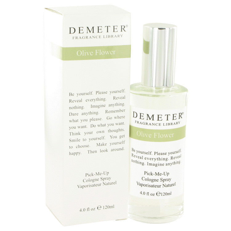 Demeter by Demeter 120ml Olive Flower Cologne Spray 4 oz (Women)