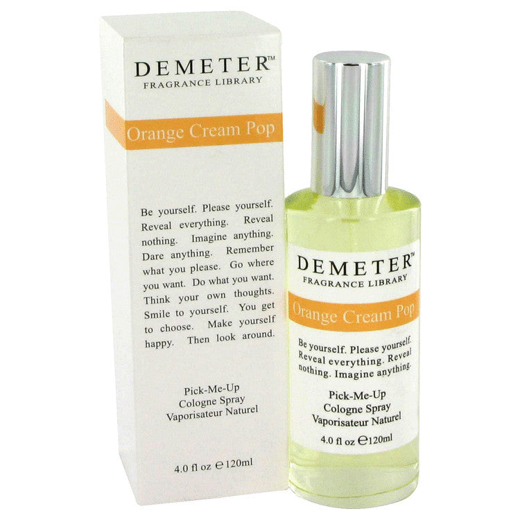 Demeter by Demeter 120ml Orange Cream Pop Cologne Spray 4 oz (Women)