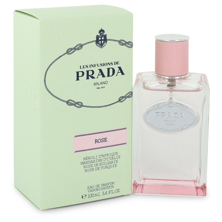 Infusion De Rose by Prada 100ml Eau De Parfum Spray 3.4 oz (Women)
