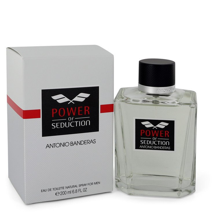 Power of Seduction by Antonio Banderas 200ml Eau De Toilette Spray 6.7 oz (Men)