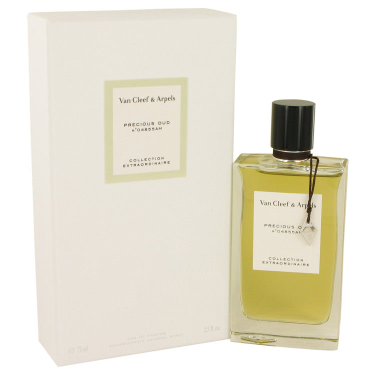 Precious Oud by Van Cleef & Arpels 75ml Eau De Parfum Spray (Unisex) 2.5 oz (Women)