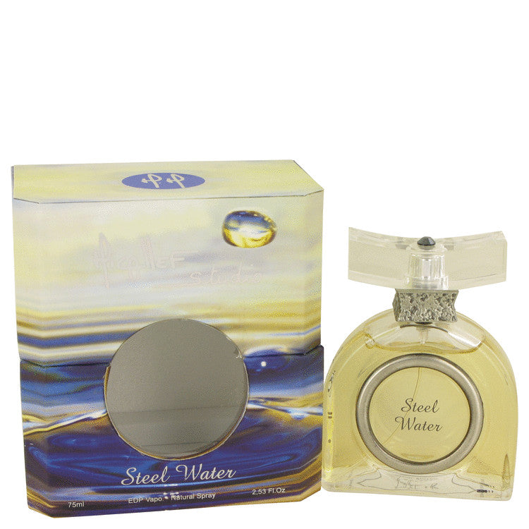 Steel Water by M. Micallef 75ml Eau De Parfum Spray 2.53 oz (Men)