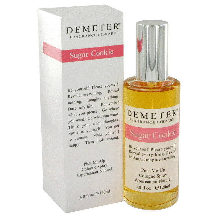 Demeter by Demeter 120ml Sugar Cookie Cologne Spray 4 oz (Women)
