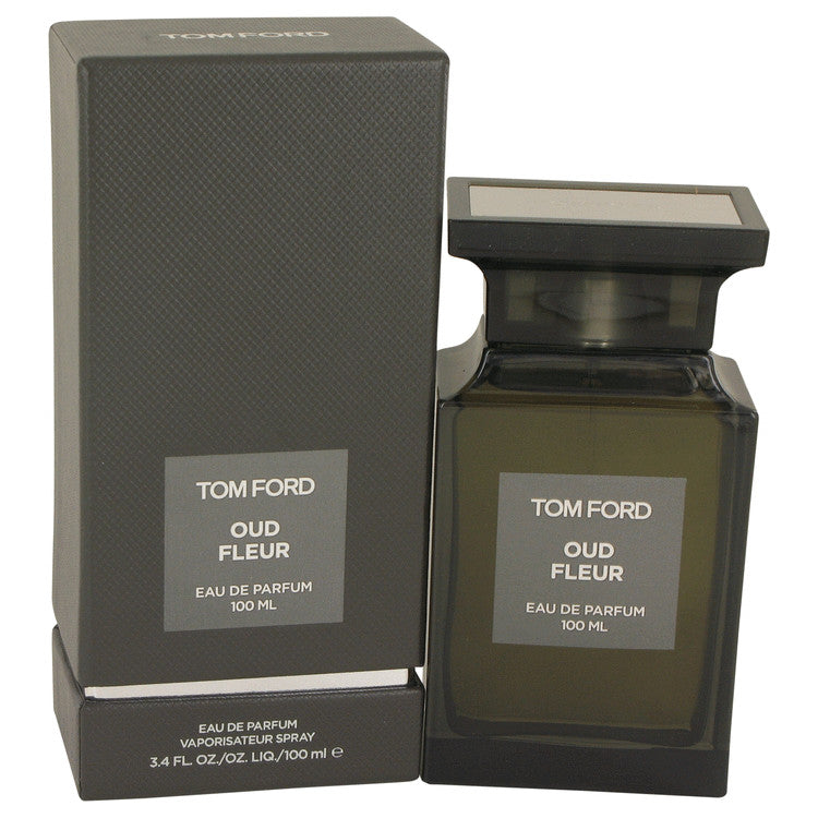 Tom Ford Oud Fleur by Tom Ford 100ml Eau De Parfum Spray (Unisex) 3.4 oz (Men)