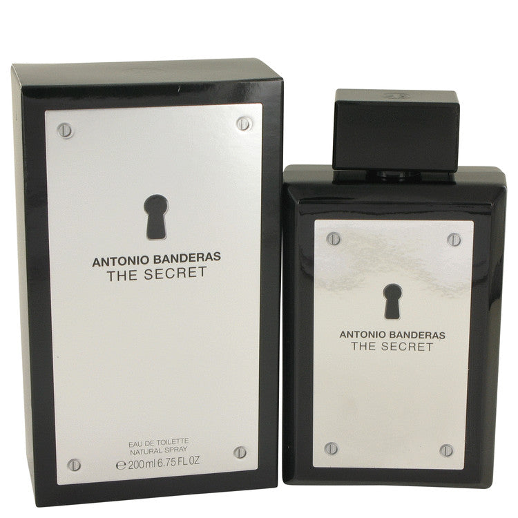 The Secret by Antonio Banderas 200ml Eau De Toilette Spray 6.7 oz (Men)
