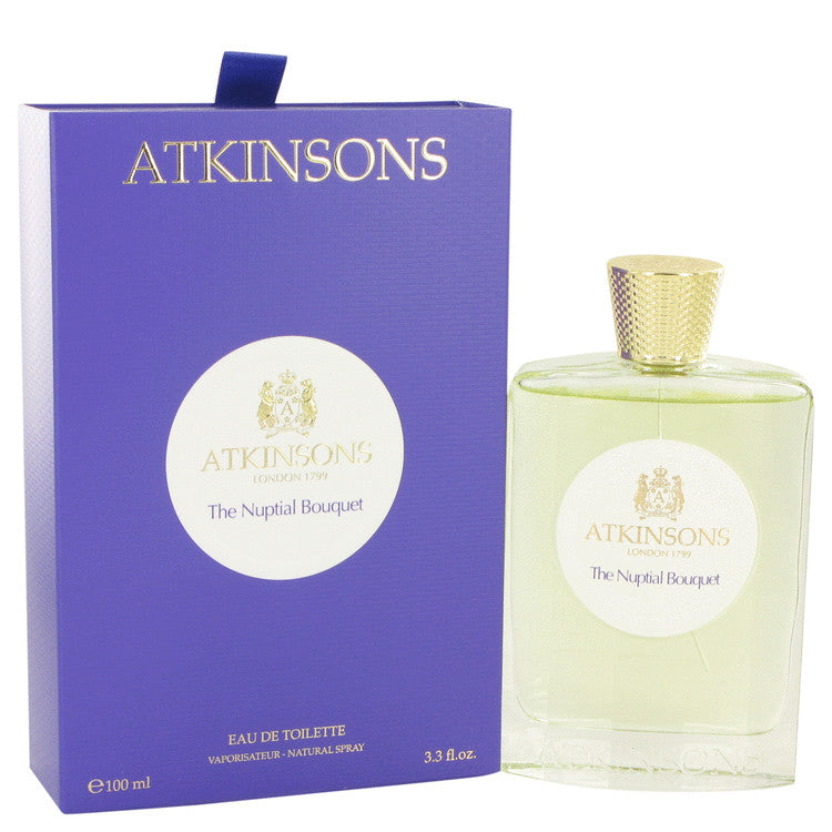 The Nuptial Bouquet by Atkinsons 100ml Eau De Toilette Spray 3.4 oz (Women)