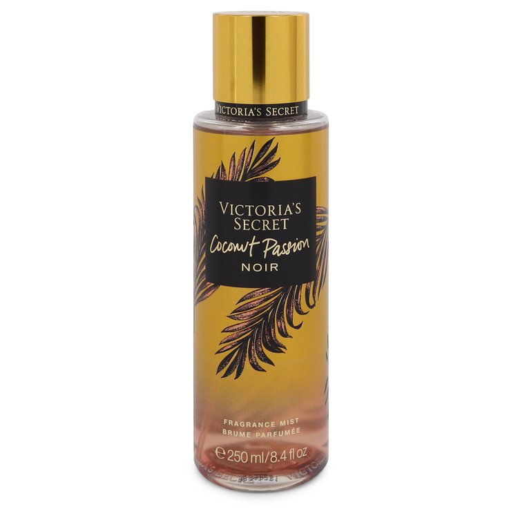 Victoria's Secret Coconut Passion Noir by Victoria's Secret 248ml Fragrance Mist Spray 8.4 oz (Women)