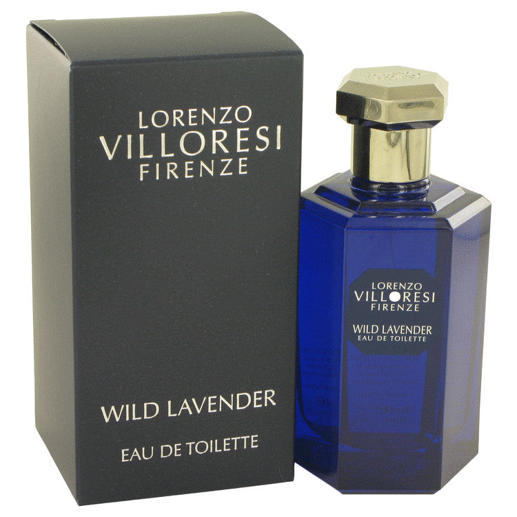 Lorenzo Villoresi Firenze Wild Lavender by Lorenzo Villoresi 100ml Eau De Toilette Spray 3.3 oz (Men)