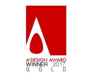 Gold Design Award Winner