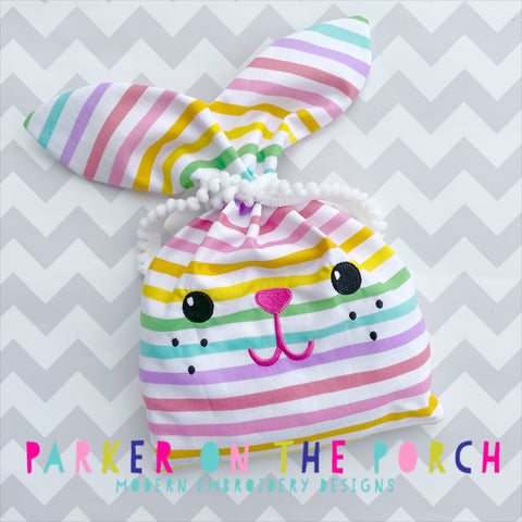 Digital Download - Bunny Gift Bag Set