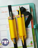 Digital Download- Planner Band - Pencil Holder (2 Styles) - Parker on the Porch