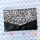Digital Download- Size 3 - The Downtown Top Zip Zipper Bag