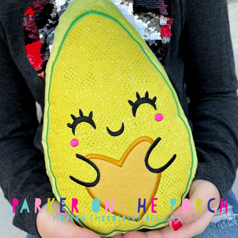 Digital Download- Avocado Stuffie