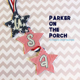 Digital Download- USA Door Hanger - Banner Set