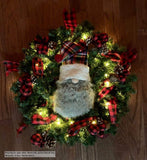 Digital Download- Gnome Wreath Stuffie