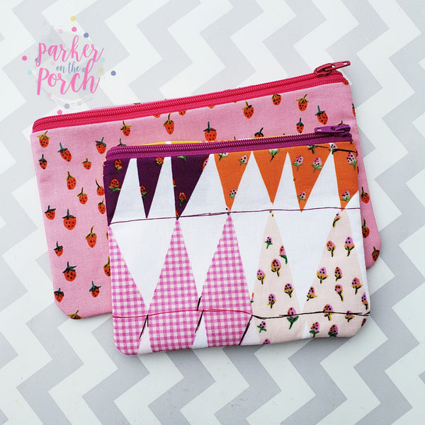 Digital Download- The Top Zip Bag set of 7
