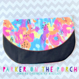 Digital Download- #3 Top Zip The Bucket Zipper Bag