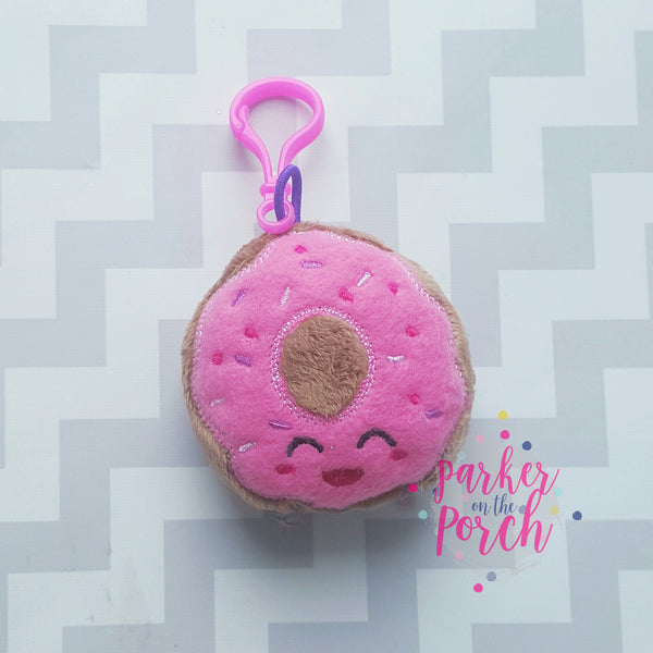 Digital Download - Donut Tagalong - in the hoop machine embroidery ITH pattern
