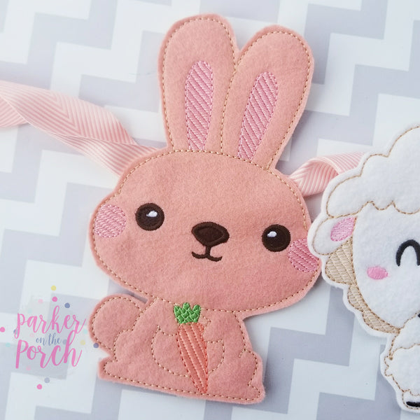 Digital Download- Easter Bunny Banner