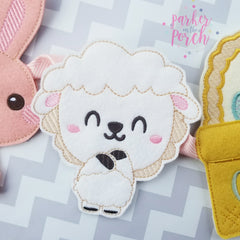 Digital Download- Easter Lamb Banner