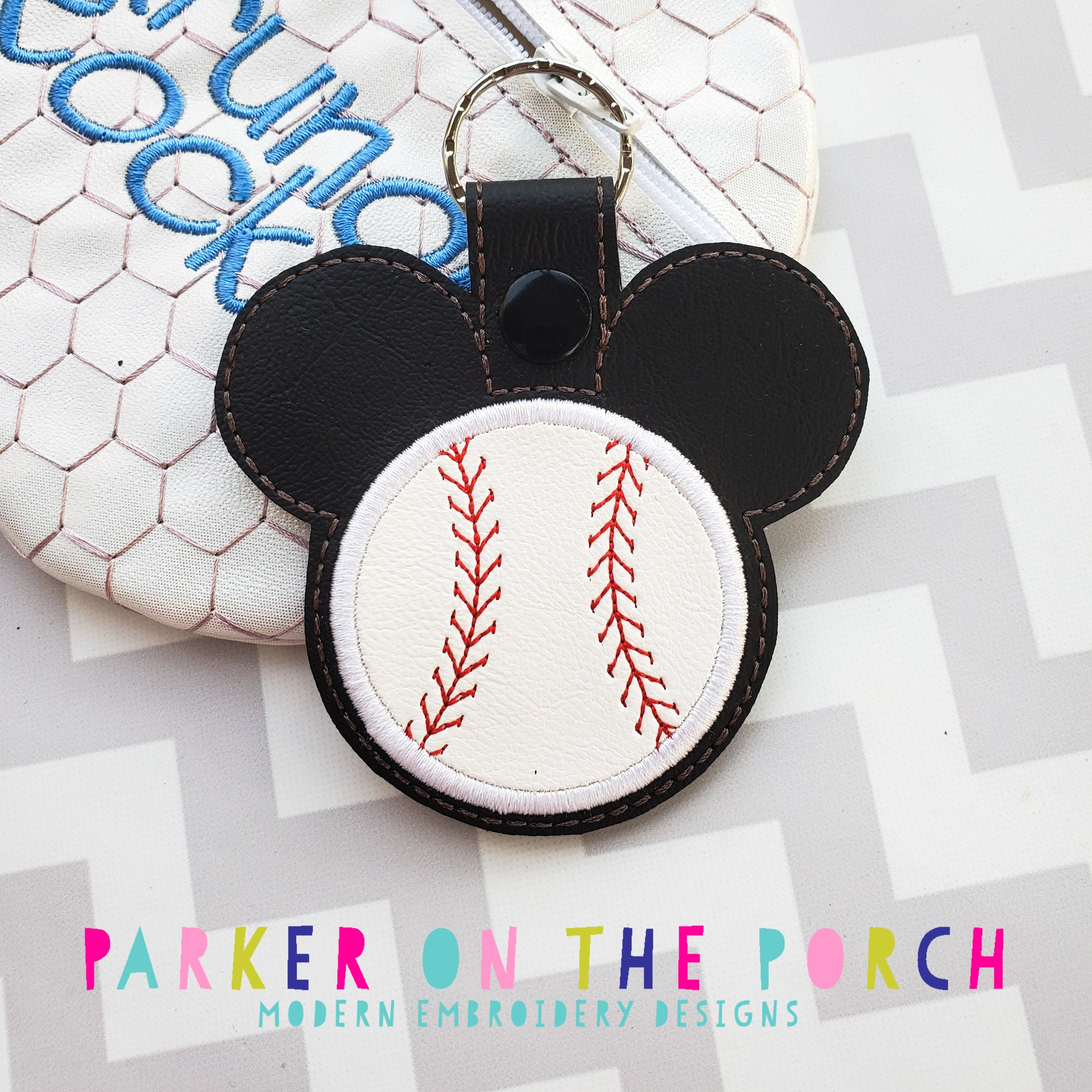 Digital Download- Magical Sports- Baseball - Softball - in the hoop machine embroidery