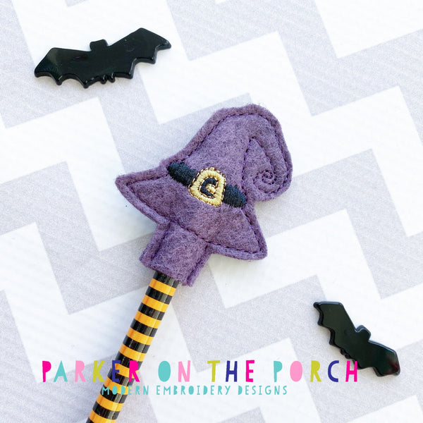 Digital Download- Witch Hat Pencil Topper