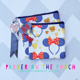 Digital Download - Square Top Zipper Bags