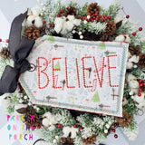 Digital Download- Believe Banner BUNDLE