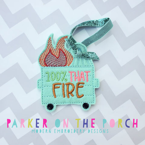 Digital Download- Dumpster Fire Ornament