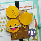 Digital Download- Emoji Planner Clips Set Of 4 - Parker on the Porch