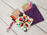 Digital Download- Zipper Bag Blanks, Vertical set of 3 - Parker on the Porch