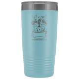 POP Swag:  This is How I POP! 20oz Tumbler - in the hoop machine embroidery ITH pattern