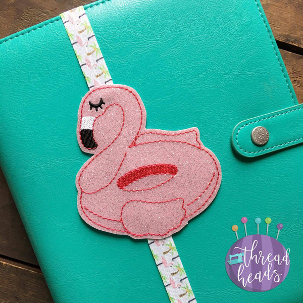 Digital Download- Flamingo Float Planner Band