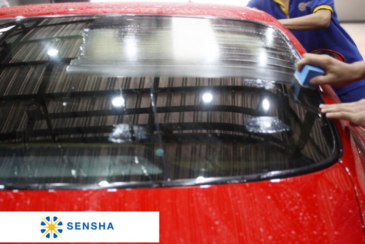 SENSHA Oily Film Clean