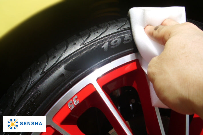 SENSHA Tire Wax