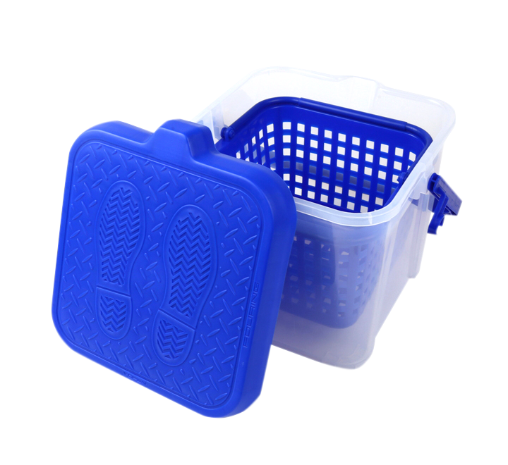 SENSHA | Step Bucket