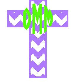 Chevron Cross